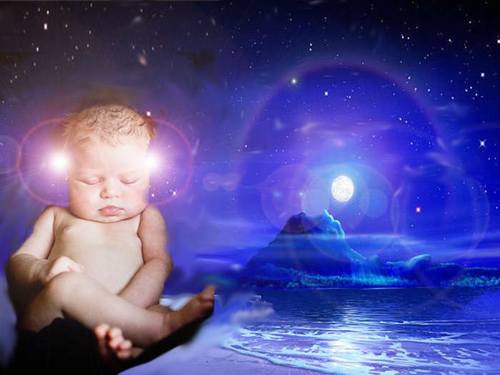 babies are cosmic type 4 birth memories